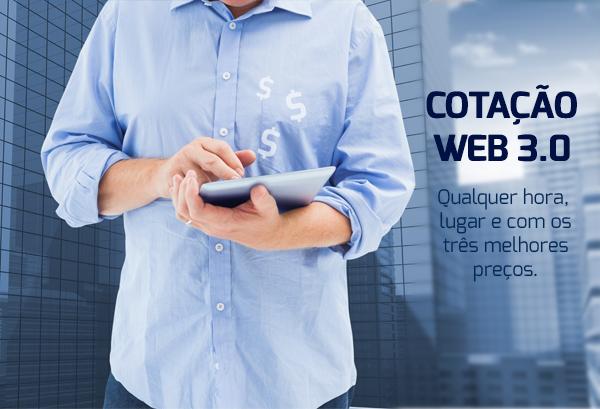 COTAÇÃO WEB 3.0