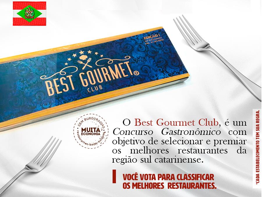 Conheça um pouco do Best Gourmet Club, veja o video.